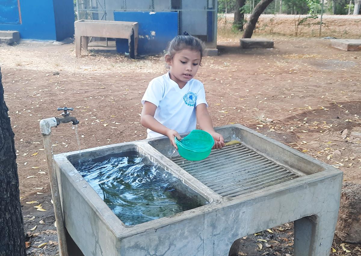 Cargill Nicaragua invierte en infraestructura para el suministro de agua en 14 escuelas